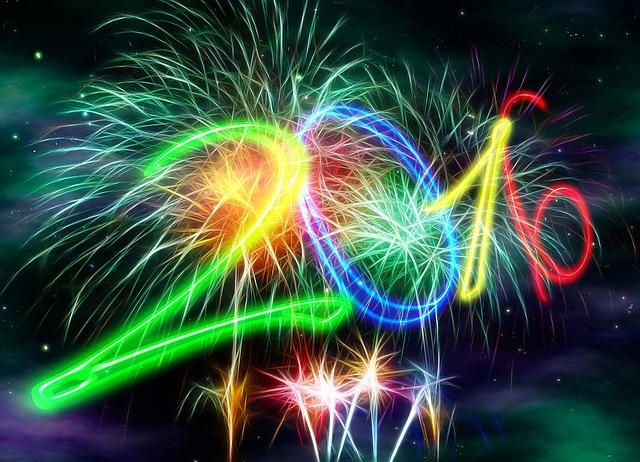 Très bonne et heureuse année 2016 à tous