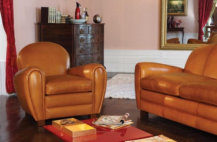 Le fauteuil club l indémodable symbole du mobilier vintage