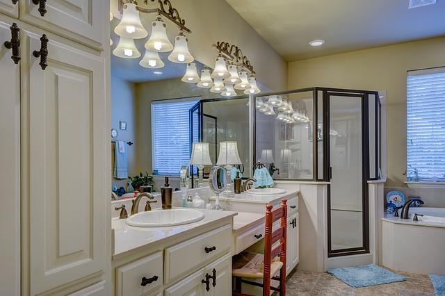 Nouvelles tendances dans la salle de bain le blog d co for Nouvelle tendance salle de bain