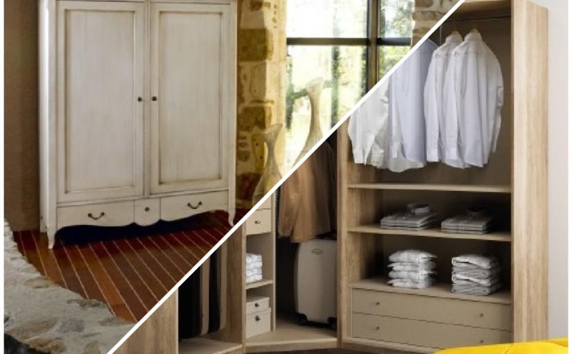 armoire ou dressing