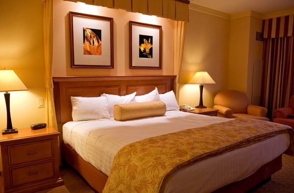 Chambre à coucher : associer couleur et sommeil – Le Blog Déco ...