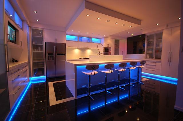 L'éclairage en cuisine