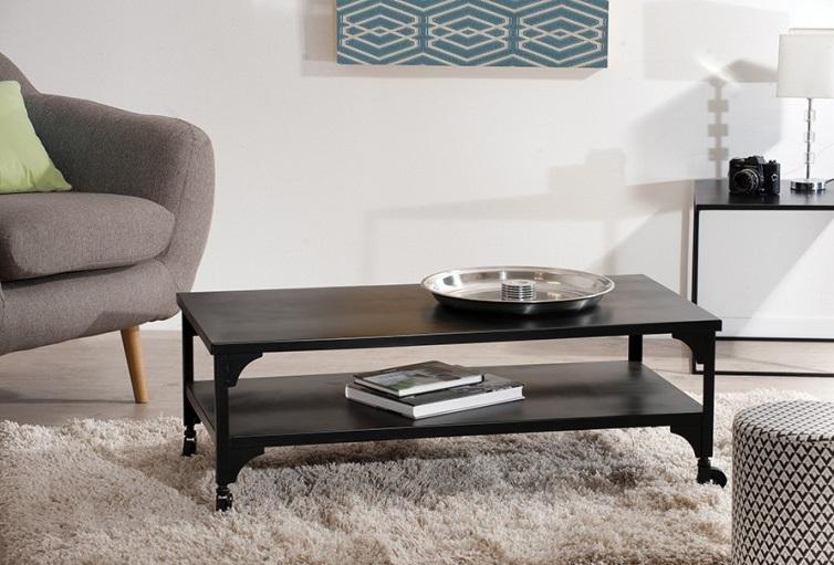 la d co l industriel le blog d co destock meubles. Black Bedroom Furniture Sets. Home Design Ideas