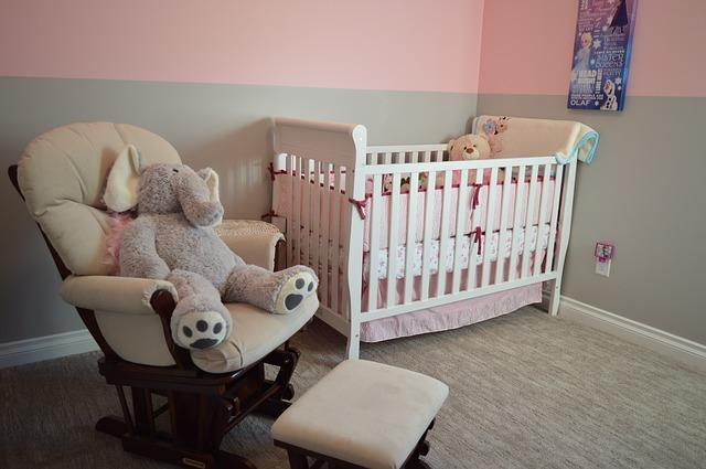 Une belle chambre pour bébé