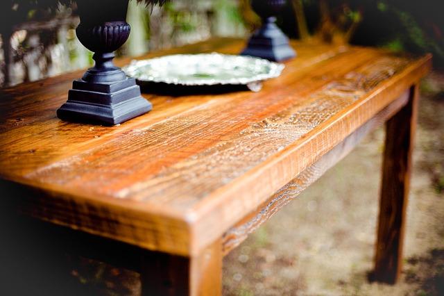 Conserver ses meubles en bois plus longtemps