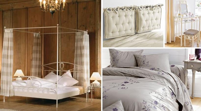 Le blog d co destock meubles le meuble a sa r f rence for Meuble chambre adulte romantique