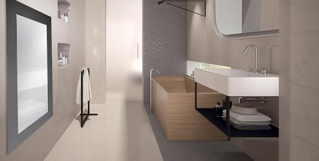 salle de bain à insérer