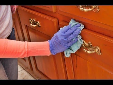nettoyer meuble bois