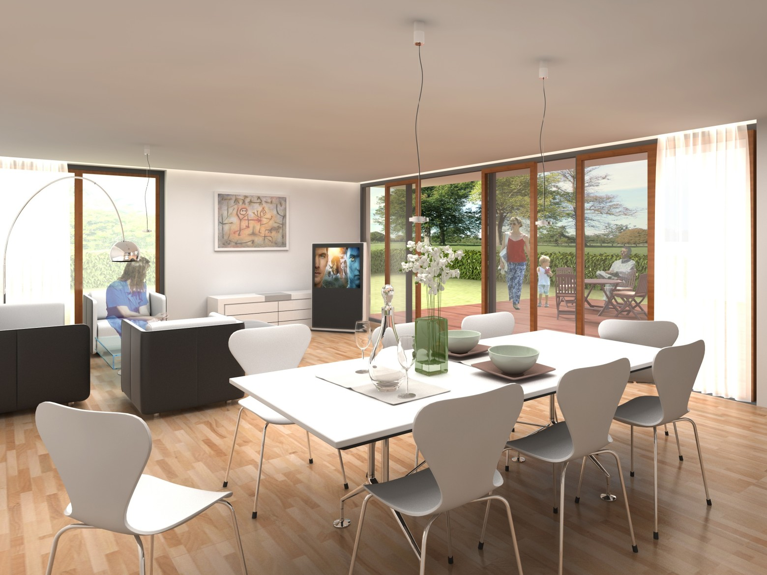 avoir une salle � manger moderne – le blog d�co destock meubles