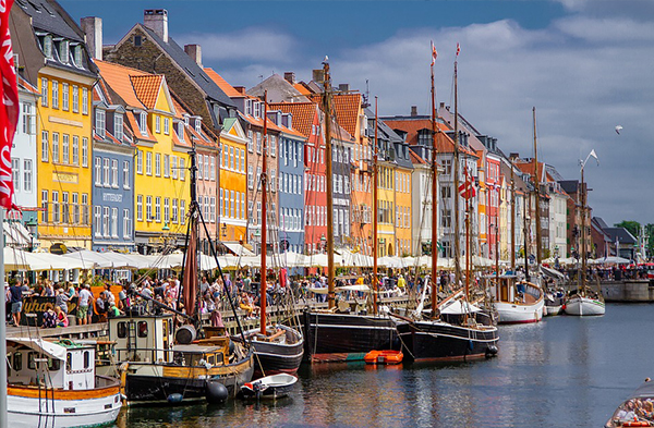 Copenhague- Danemark