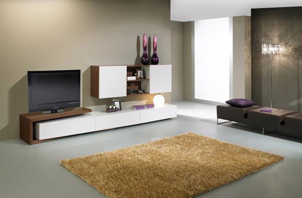 Composition meuble TV  design