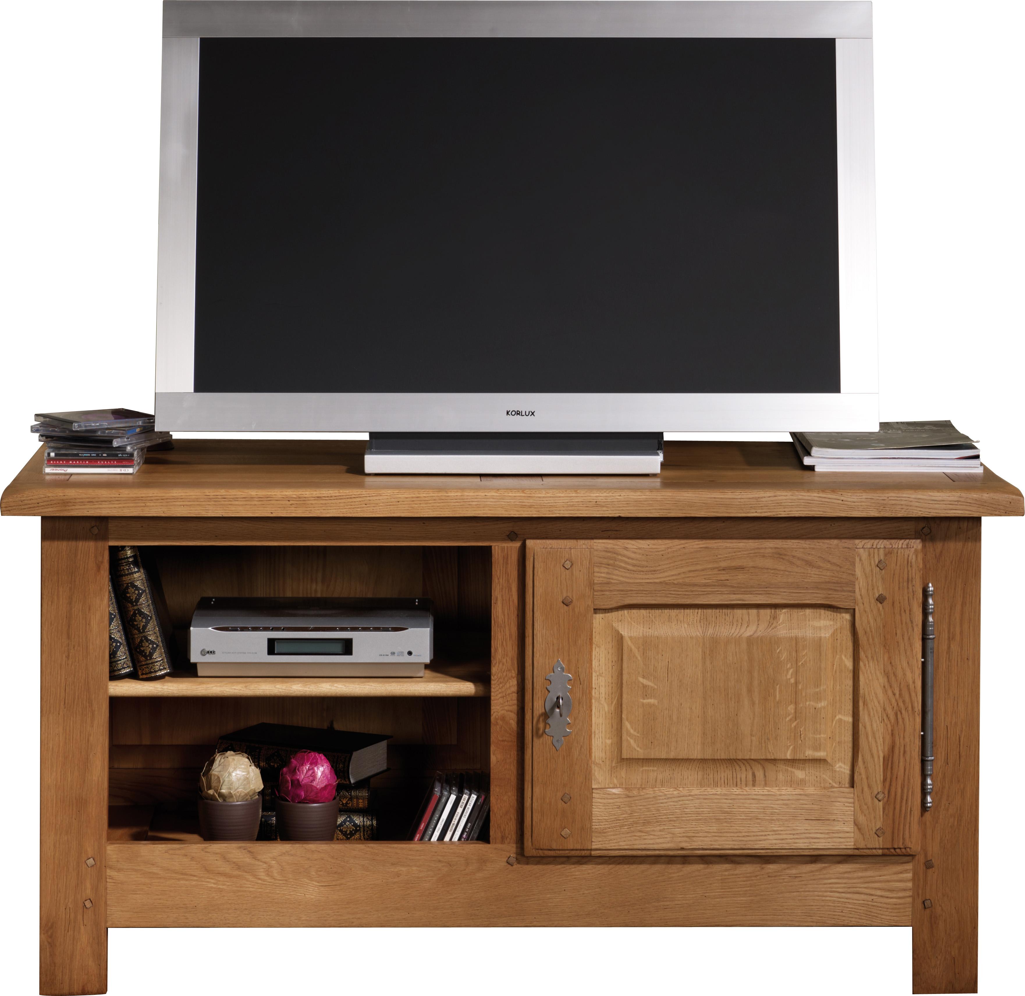 meuble hifi porte meuble bas hifi chene 4 portes 2 armarbois mobilier meuble banc tv ch ne 1. Black Bedroom Furniture Sets. Home Design Ideas