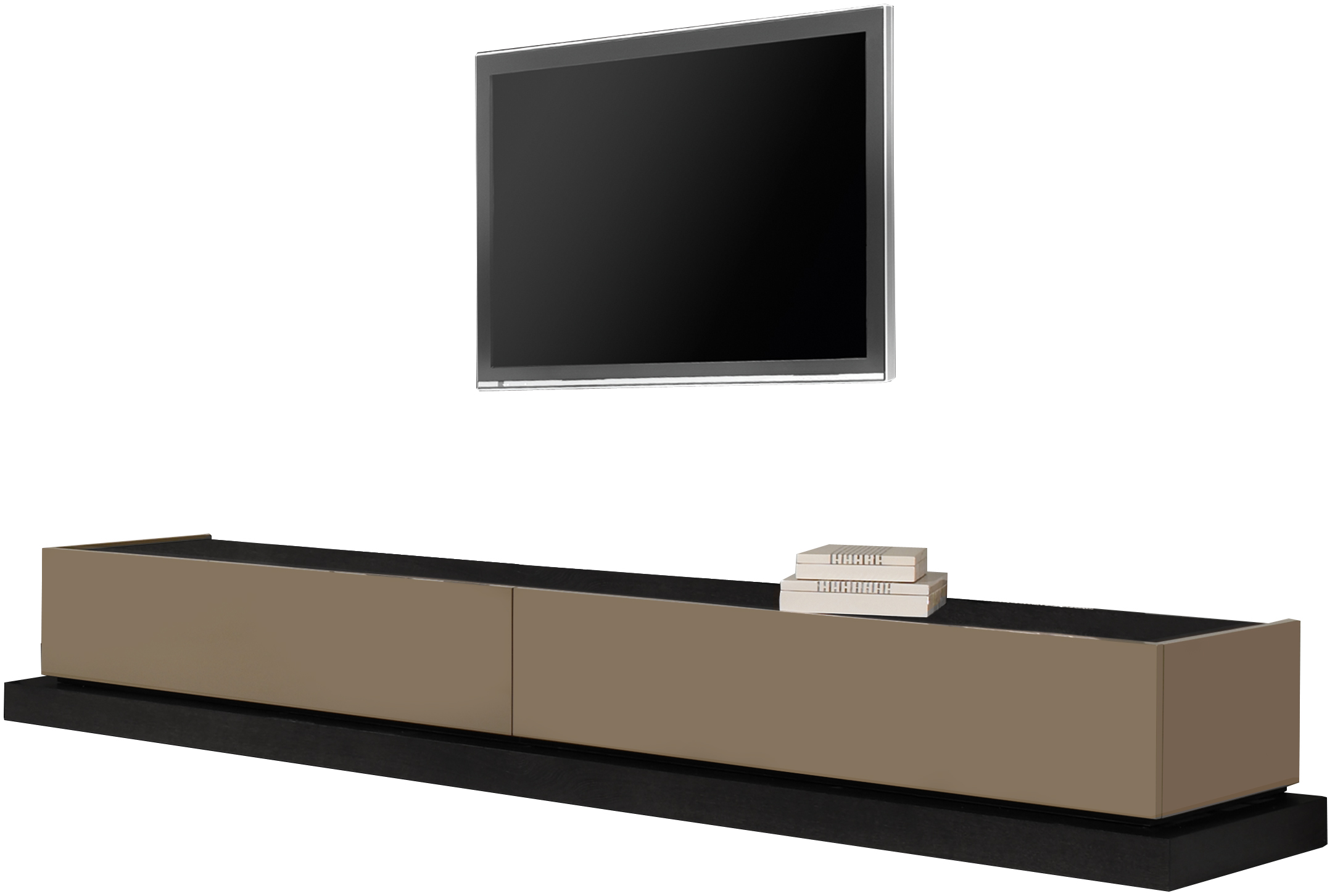 meuble TV bois recup Meuble Télé