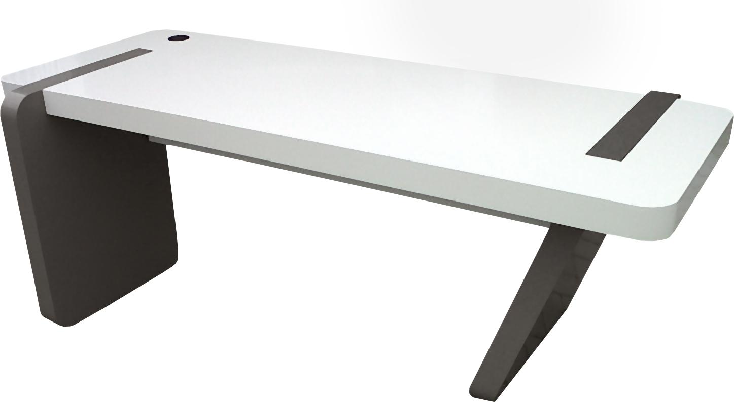 Prix des meuble bureau 9 - Pied bois oblique ...
