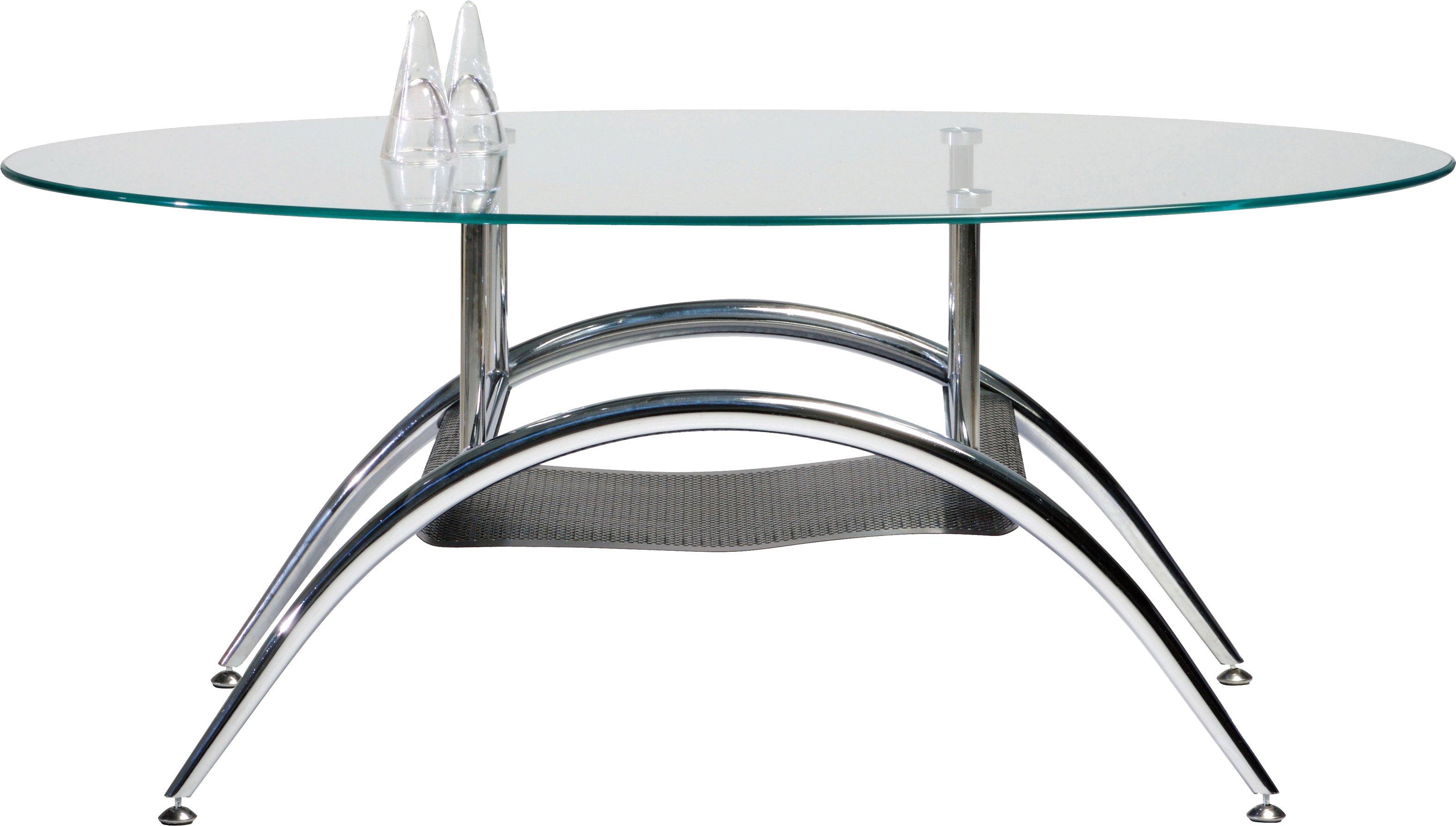 Table basse ovale les meilleurs prix avec le guide d for Table cuisine ovale verre
