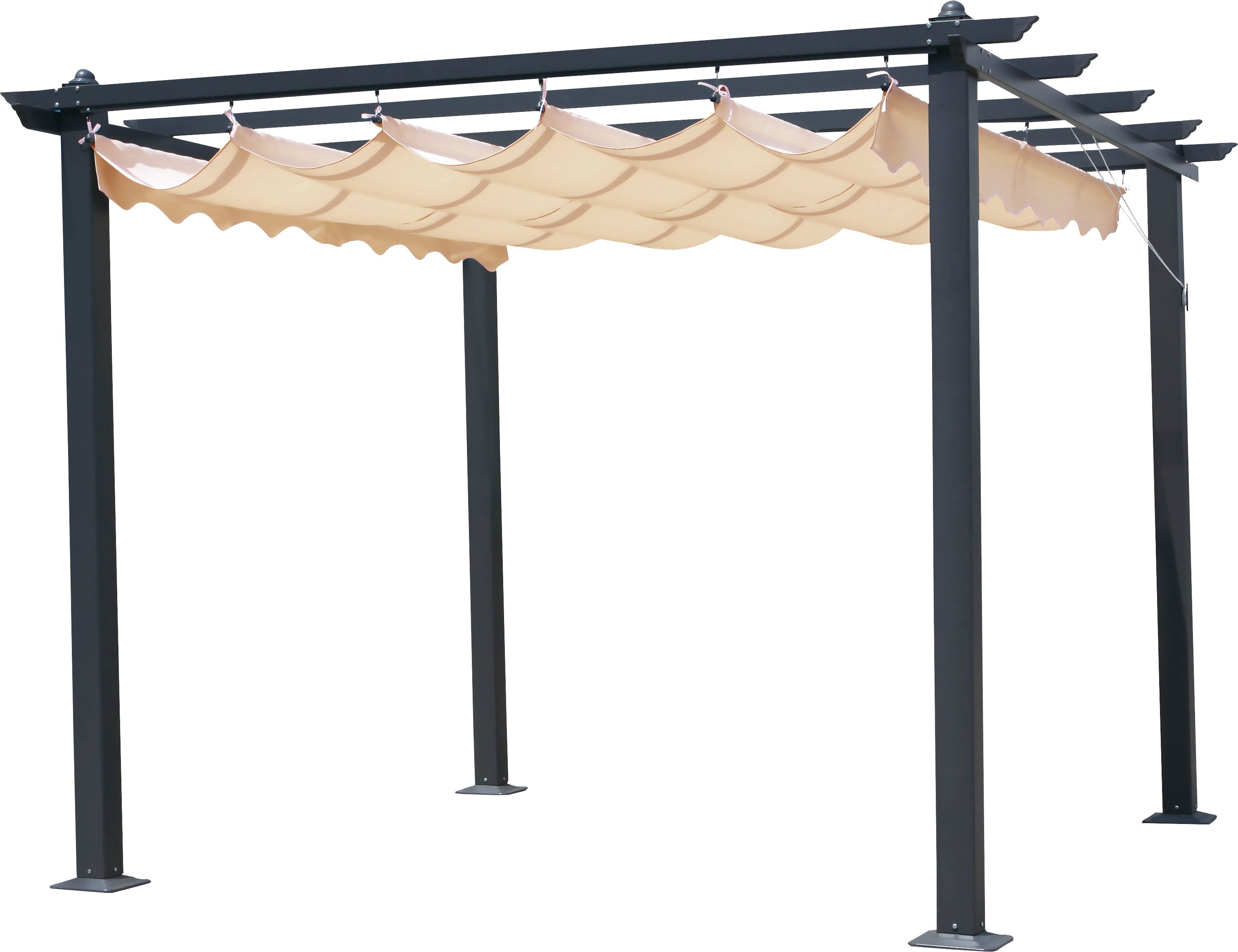 prix pergola alu pergola alu classique toiture en polycarbonate 16 mm standard pergola. Black Bedroom Furniture Sets. Home Design Ideas