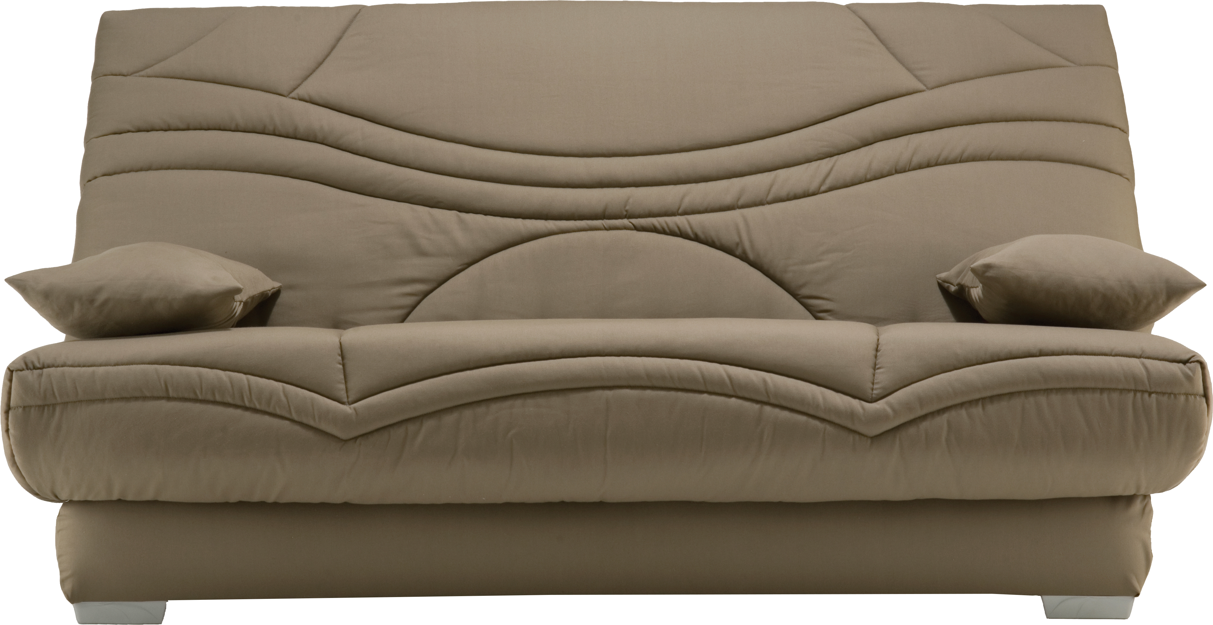 Taupe guide d 39 achat - Matelas banquette clic clac ...