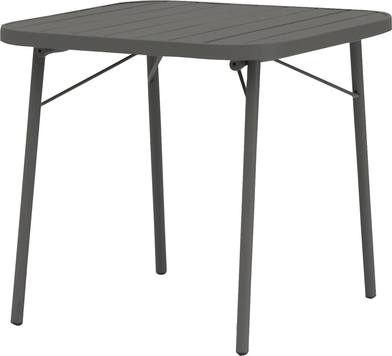Bien choisir une table de jardin en fer forgé pas chère, conseils et prix -> Table Ronde Fer Forge Pas Chere
