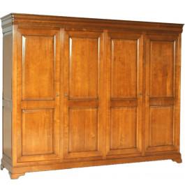 11394 - Armoire 4 portes