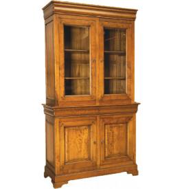 11395 - Bibliothèque 2 portes