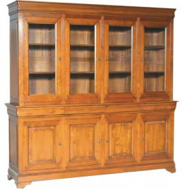 11397 - Bibliothèque 4 portes