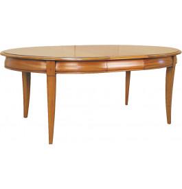 11488 - Table ovale 160 cm