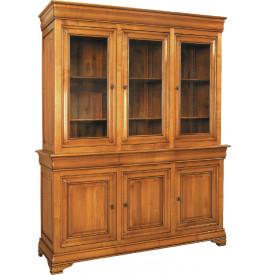 11552 - Bibliothèque 3 portes