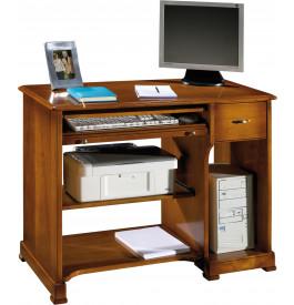 13030 - Meuble informatique 1 tiroir 1 niche
