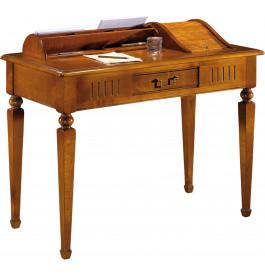 13082 - Table d'écriture 1 tiroir 1 rideau