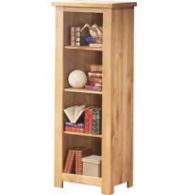 13469 - Bibliothèque ouverte chêne clair L60 3 étagères