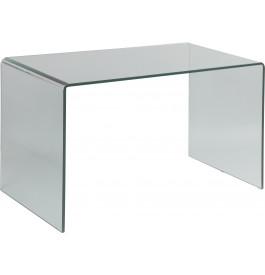 1440 - Bureau design verre courbé