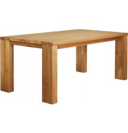 1535 - Table de repas chêne massif FSC