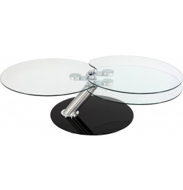 Table basse ronde en verre tremp pas cher table basse ronde en verre tremp - Table basse ronde pas cher ...