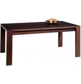 Table rectangulaire chêne wengé L180