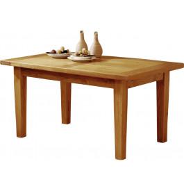 5073 - Table réfectoire rectangulaire chêne L180