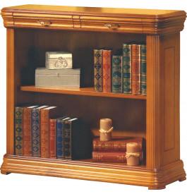 7388 - Petite bibliothèque 2 tiroirs