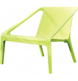 fauteuil de jardin plastique vert anis. Black Bedroom Furniture Sets. Home Design Ideas