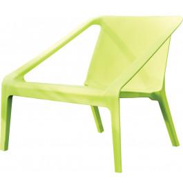 Anis Fauteuil De Plastique Vert Jardin POkwXTuZi