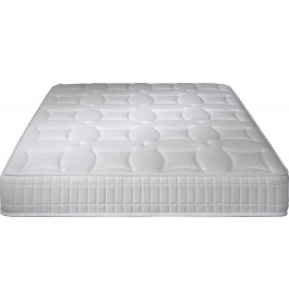 Matelas Simmons Excellence 140x200 Latex Ressorts Sensoft 24cm