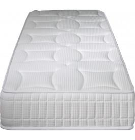 Matelas SIMMONS Excellence 90x200 latex + ressorts Sensoft 24cm
