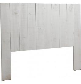 Tête de lit pin vieilli rustique mat 188 lames verticales – CINTO