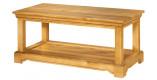 Table basse chêne