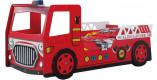 Lit enfant camion de pompier 90x200