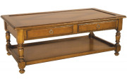 11370 - Table Basse 2 tiroirs