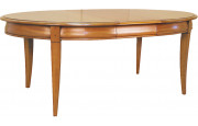 11488 - Table ovale 160 cm