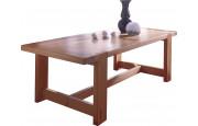 4800 - Table réfectoire rectangulaire chêne L220