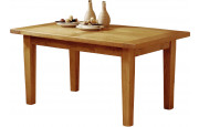 5071 - Table réfectoire rectangulaire chêne L150