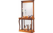 7383 - Console 2 tiroirs 1 miroir