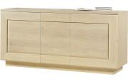 Buffet chêne blanchi 3 portes