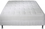 Ensemble literie 160x200 Matelas SIMMONS Excellence latex-ressorts + Sommier